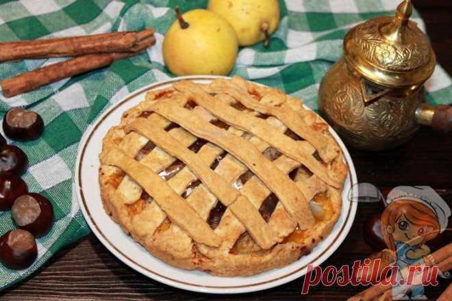 Итальянская кростата - простой и вкусный пирог с начинкой- Пошаговые фото рецепты без дрожжей, без муки, без мяса, без масла, без яиц Кростата – удивительный десерт с потрясающим ароматом и ярким внешним видом. Используем абрикосовый джем, груши, корицу и мед. Тончайшее песочное тесто и сочная фруктовая начинка – это очень вкусно.