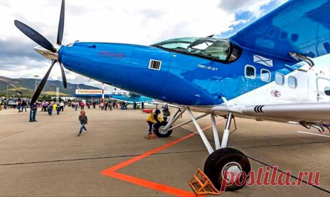 The domestic aircraft industry prepares for a mass production of the plane which came to replacement to legendary An-2. New light TVS-2DTS will be issued at capacities of Ulan-Ude Aviation Plant. By 2025 the small aircraft will receive not less than 200 such cars.