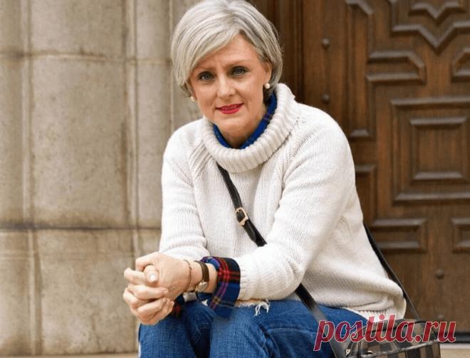 Осенний базовый гардероб женщин элегантного возраста: модные примеры и комбинации | Women Life