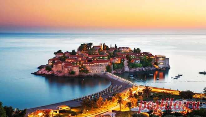 Остров Святого Стефана — Вокруг Мира