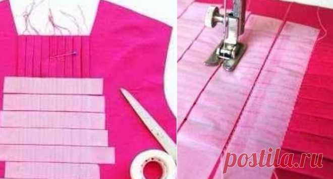 10 швейных хитростей от опытных рукодельниц. Оказывается, это совсем не сложно!