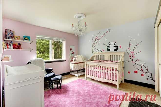 Как развить фантазию ребёнка с помощью интерьера детской комнаты