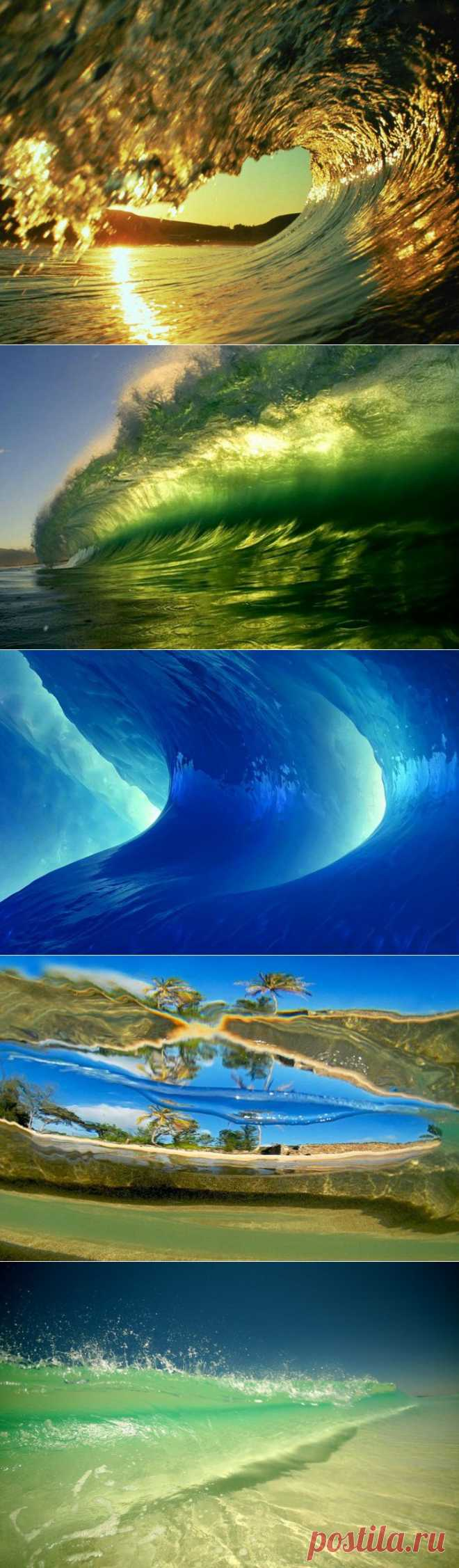 Las fotografías de las ondas y las ONDAS | el TURISMO Y el DESCANSO