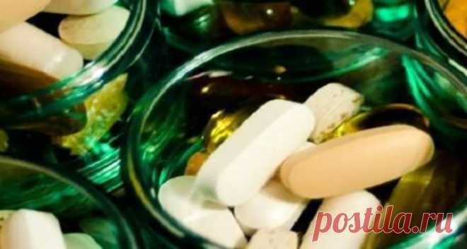 7 необходимых витаминов после 40 лет! - Советы для тебя