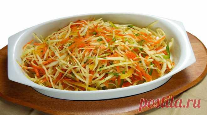 Заправки для салата из капусты - lublugotovit.me