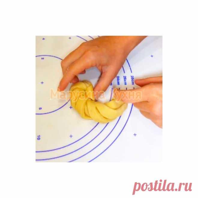 Невесомые булочки-спиральки. После первой рука сама тянется за второй)) | Марусина Кухня | Яндекс Дзен