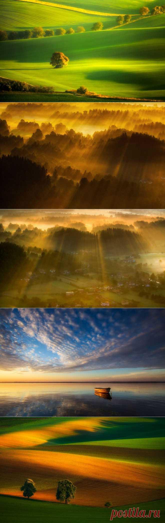 ФотоТелеграф » Потрясающие пейзажи Моравии