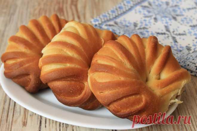 Нашла новый рецепт теста для булочек, приготовила: и результатом очень довольна — булочки воздушные | Я Готовлю... | Яндекс Дзен