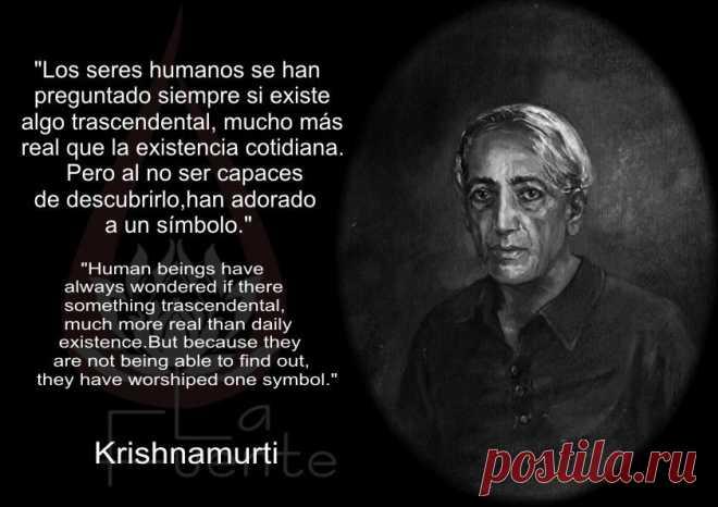 krishnamurti frases - Búsqueda de Google