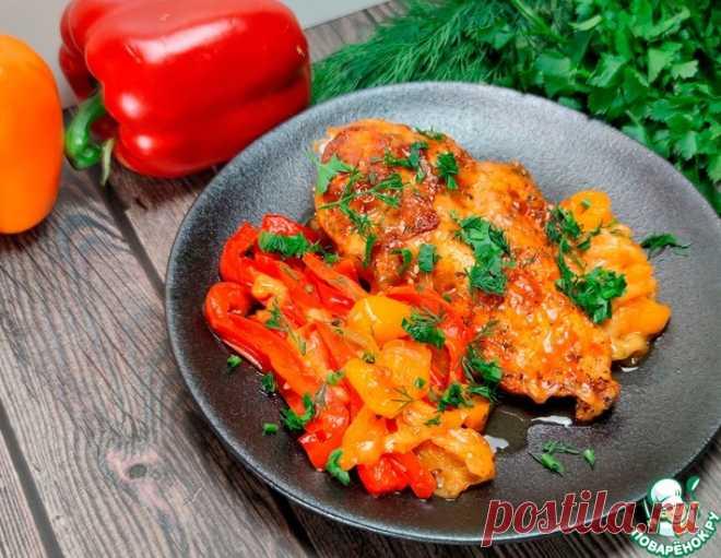 Сочная куриная грудка в духовке – кулинарный рецепт