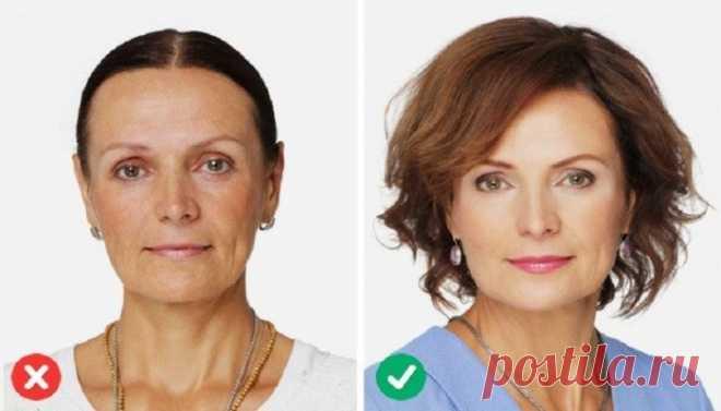Секреты с волосами, которые помогут выглядеть моложе своих лет