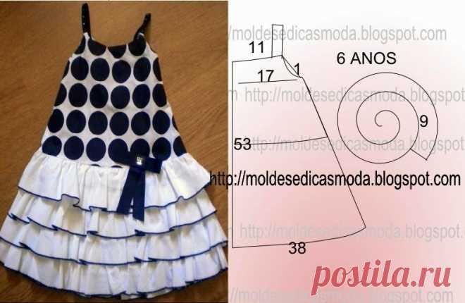 Моделирование детской одежды.(32часть)