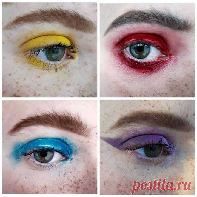avalon metz в Instagram: «|| colour love || . . --------------------------------------------- Collage of my monochromatic freckled looks. 💛❤💙💜 For product details…» 896 отметок «Нравится», 7 комментариев — avalon metz (@avalon_mua) в Instagram: «|| colour love || . . --------------------------------------------- Collage of my monochromatic…»