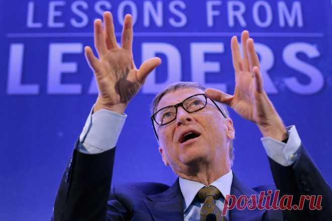 Каким будет 2021 год: четыре предсказания Билла Гейтса :: РБК Тренды Этот год многие считают худшим в жизни из-за глобальной пандемии коронавируса. Что будет дальше, представить еще страшнее. Предприниматель и миллиардер Билл Гейтс поделился своим видением того, что нас ждет в 2021 году
