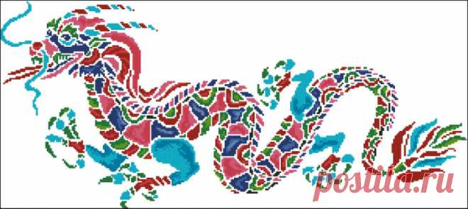 (8) Gallery.ru / Фото #10 - Большой дракошка - yasochka61