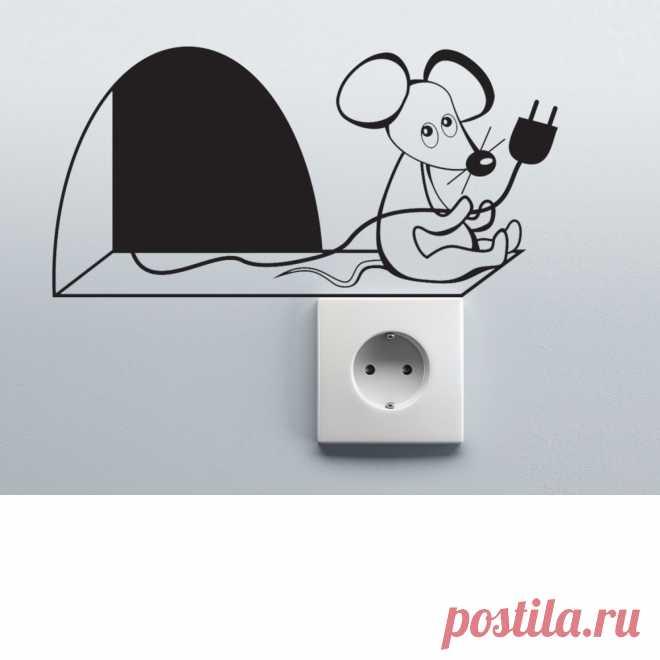 Картинки прикольных розеток, открытки