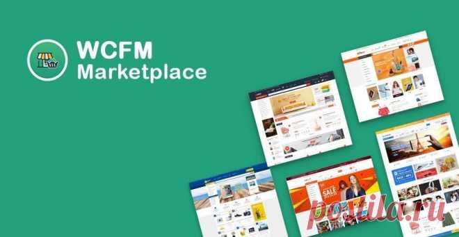 WCFM Marketplace - перевод на русский язык WooCommerce Multivendor Marketplace (WCFM Marketplace) - лучший бесплатный плагин для многовендорной торговой площадки.
