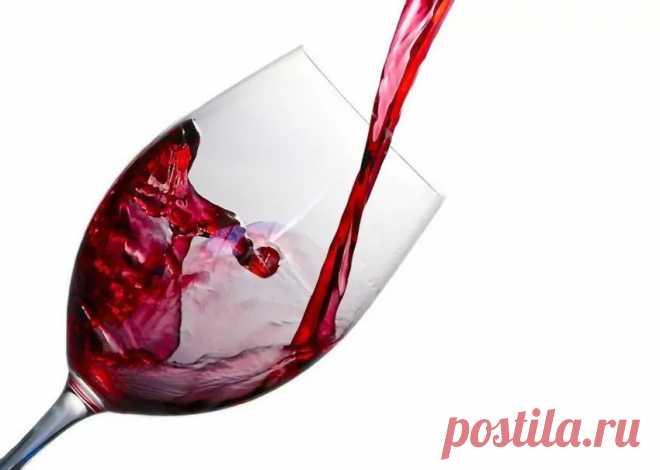 Какой вид алкоголя может положительно влиять на организм