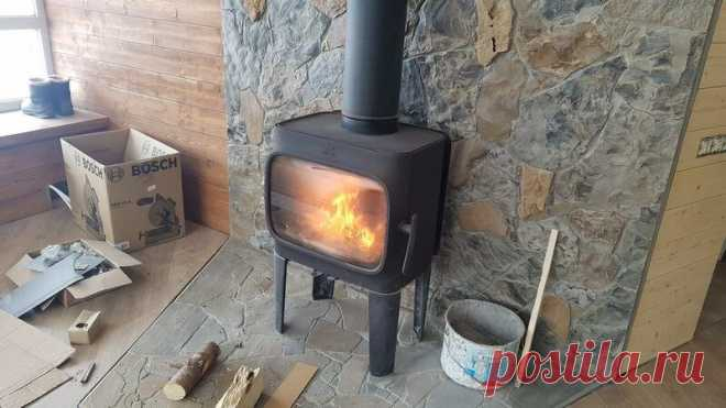 Почему в каждом частном доме должна быть дровяная печь или камин. Объясняет монтажник отопления | Кубанский мастер | Яндекс Дзен