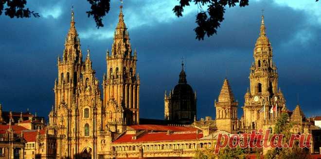 «Сантьяго-де-Компостела, Галисия, Испания» — карточка пользователя belova.xxxx в Яндекс.Коллекциях