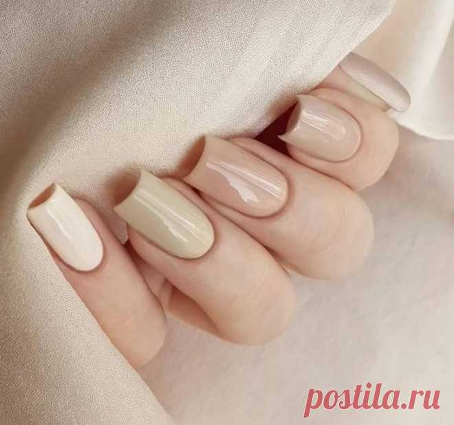 80 magnificent ideas for gentle manicure of 2018: popular technicians and combinations of flowers