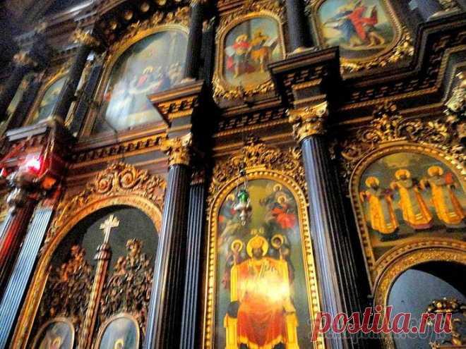 Вена 15. Греческая православная Свято-Троицкая церковь