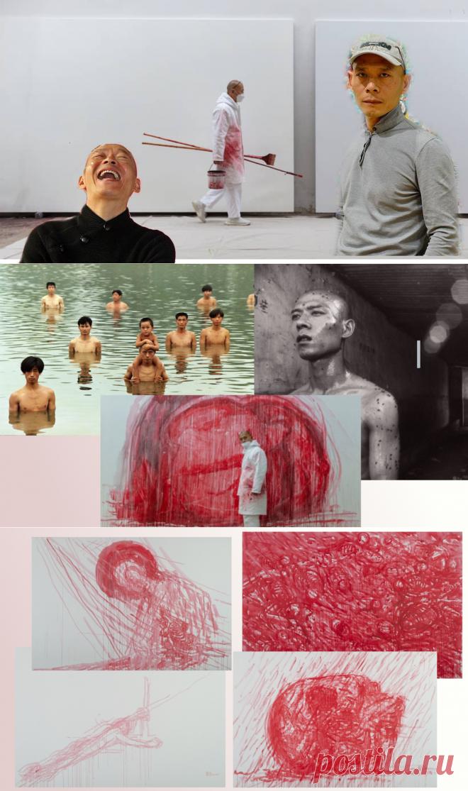 «Цвет пневмонии красный». Что ожидать от выставки китайского художника в Эрмитаже этой осенью | Музей - это НЕ скучно! | Яндекс Дзен