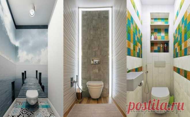 20 шикарных примеров того, как визуально увеличить маленький туалет Туалет – самая маленькая комната в квартире, и кажется, что с этим ничего не сделать. Но при правильном подходе и знании некоторых хитрых приёмов, можно зрительно увеличить даже самый маленький туалет...