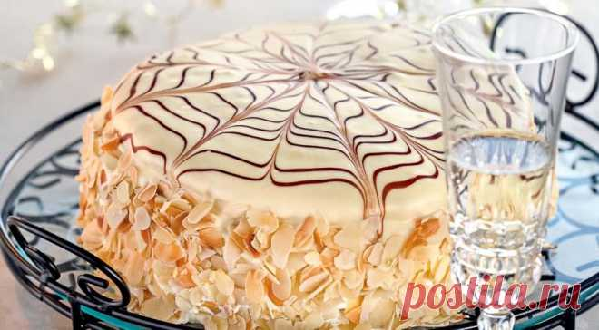 Cake of Esterkhazi, the step-by-step recipe with a photo