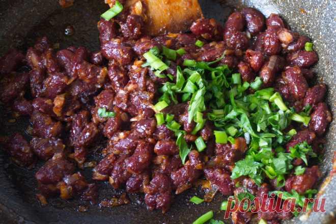 Очень вкусная красная фасоль из консервной банки: Секрет в кислинке | Домашняя кухня | Яндекс Дзен