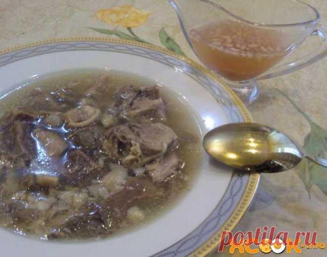 Грузинский суп Хаш - рецепт с фото, как приготовить из баранины