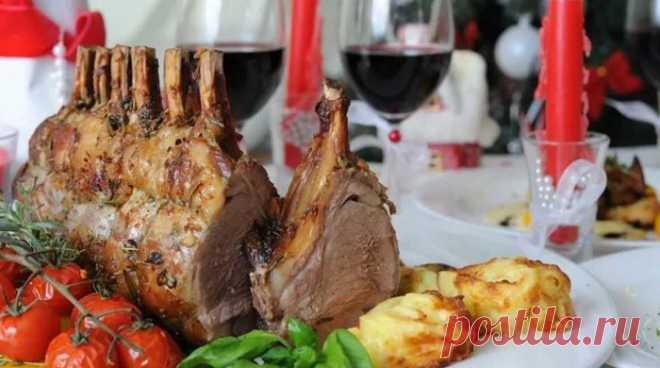 Для Вас рецепты — что можно приготовить на Новый 2021 год на горячее. Вкусные блюда из свинины, курицы, рыбы, фарша. Новогодние новинки
