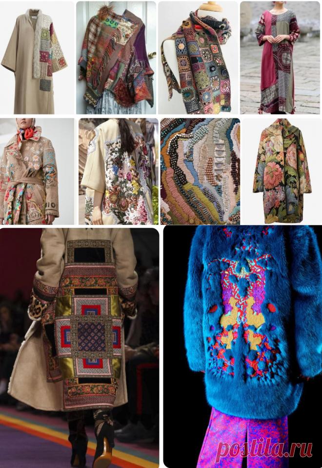 Перешьем и перевяжем! Новые стильные вещи для тех, кто привык быть модной! | СТИЛЬ МОДА ТРЕНДЫ | Яндекс Дзен