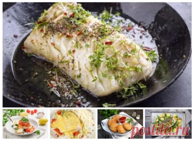 5 самых вкусных рецептов филе минтая в духовке