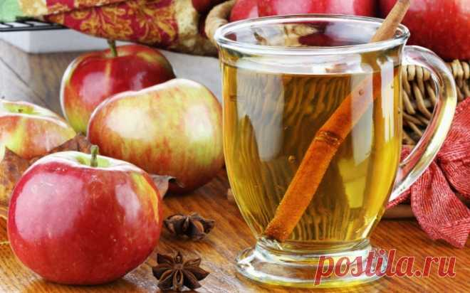 What gives rinsing of hair with apple cider vinegar: