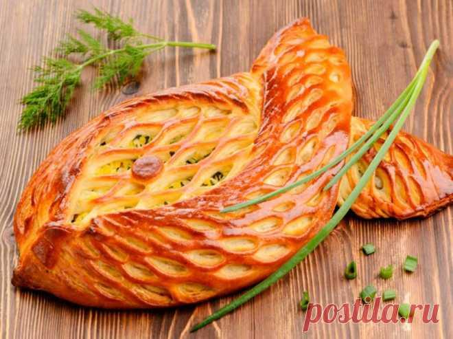 Рыбный пирог из консервов - 7 рецептов