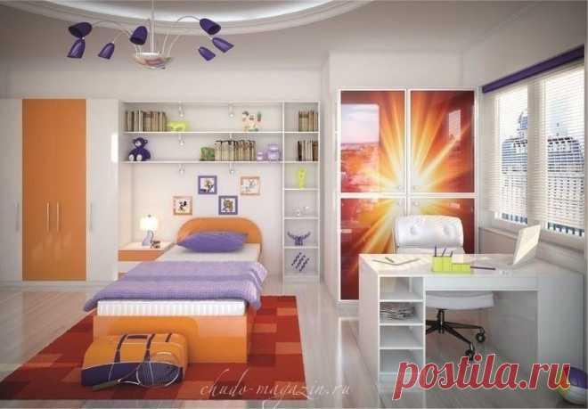 Мебель для детской комнаты мальчику школьнику купить по цене 77 000 руб. в Москве— интернет магазин chudo-magazin.ru