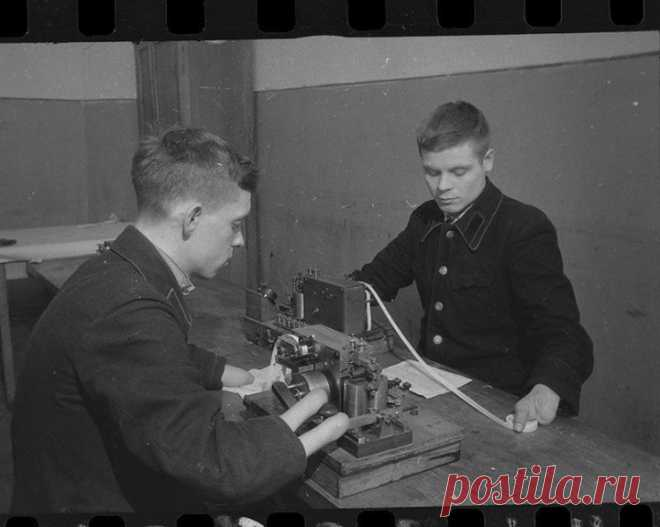 Реабилитация инвалидов Великой Отечественной войны.