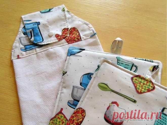 Шьем кухонное полотенце — мастер-класс и идеи декора своими руками Для чего нужны кухонные полотенца? Для поддержания рук в чистоте, скажете вы. Но ведь это еще и одна из важных декоративных составляющих всего помещения. Тем более, что их легко сделать своими руками,...