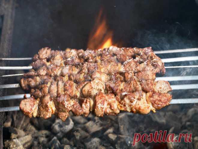 Восемь рецептов блюд для мангала – «Еда»