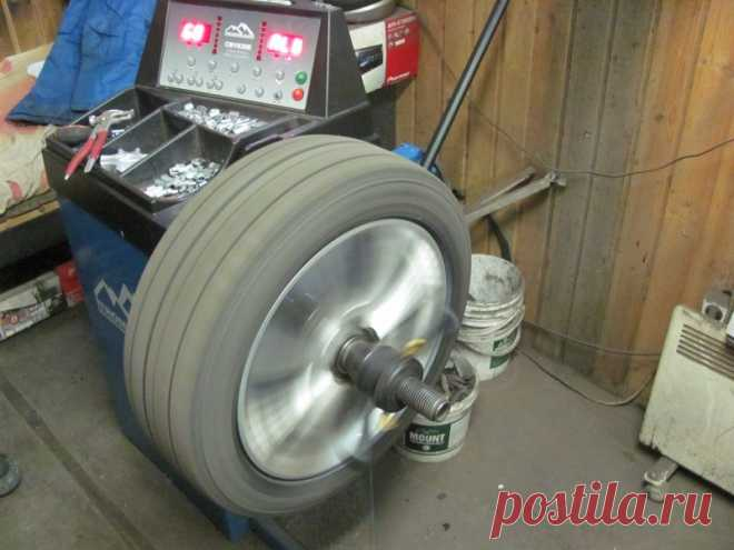 Обязательна ли процедура балансировки колес