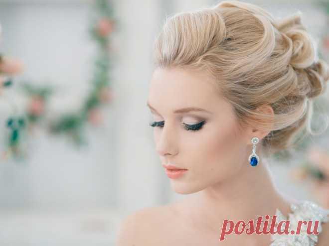 Свадебная прическа: история, значение и секреты выбора   Идеи для свадьбы
