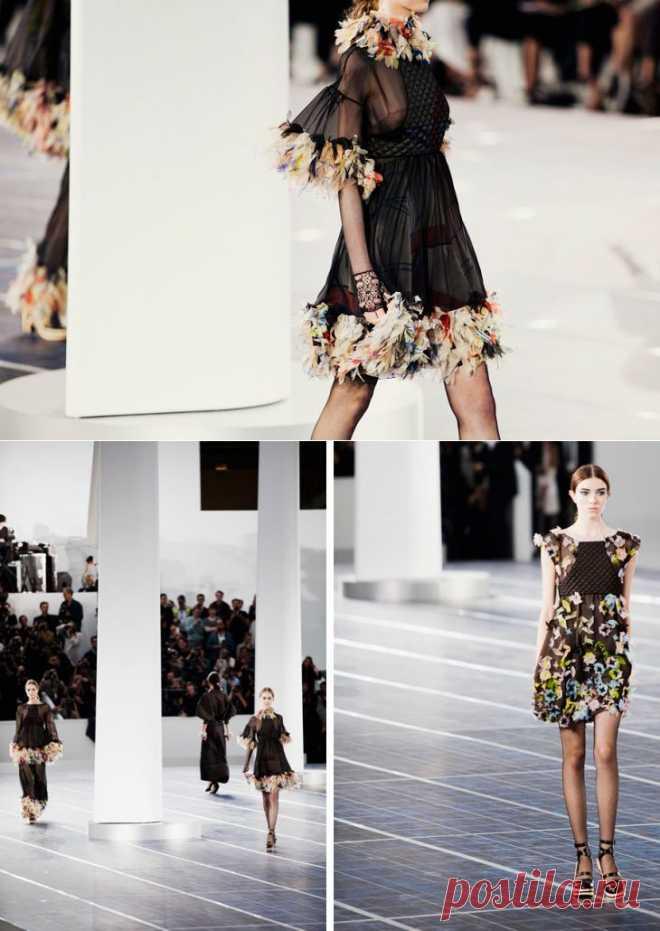 Манишка со стежкой / Детали / Модный сайт о стильной переделке одежды и интерьера