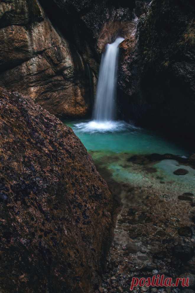 Agape — dennybitte: bavarian natural pools by Denny...