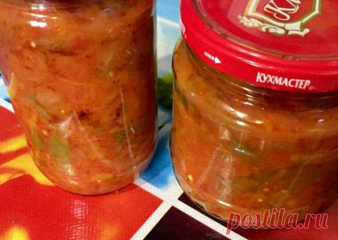 Заготовка для мяса или щей Зимой достанешь баночку такой заправки и лето в доме. Ингредиенты: 3 кг...