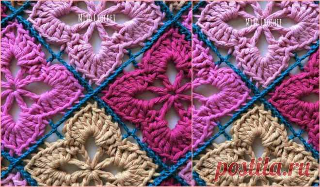 Heliotropeghan Doliy и Baby Blanket [Бесплатные шаблоны] | Вязание крючком