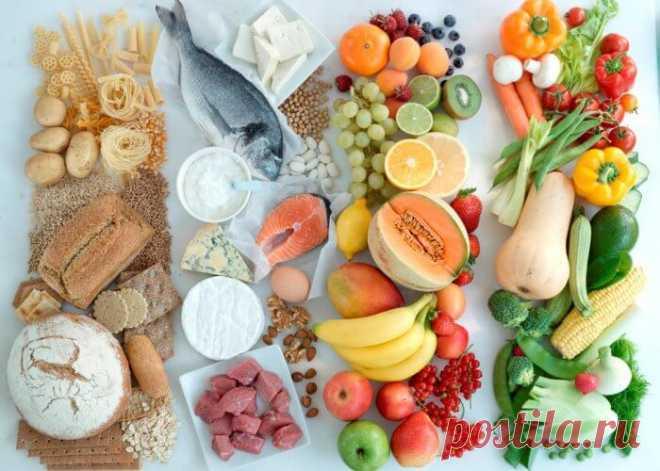 Правильное питание для похудения меню на каждый день неделю для женщин  30,35, 1aaf4b2b1a6