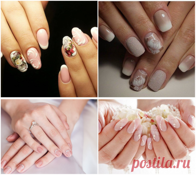 Wedding Nails 2019 Gentle Stylish And Unique Nail Design For