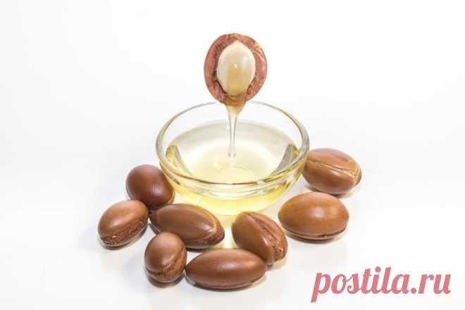 Масло арганы — Уникальные свойства и применение в косметологии