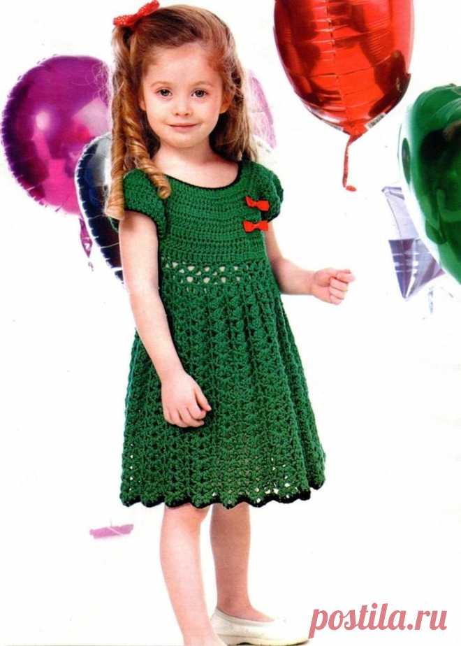 Красивые платья для девочки